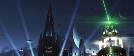 The Lasercity