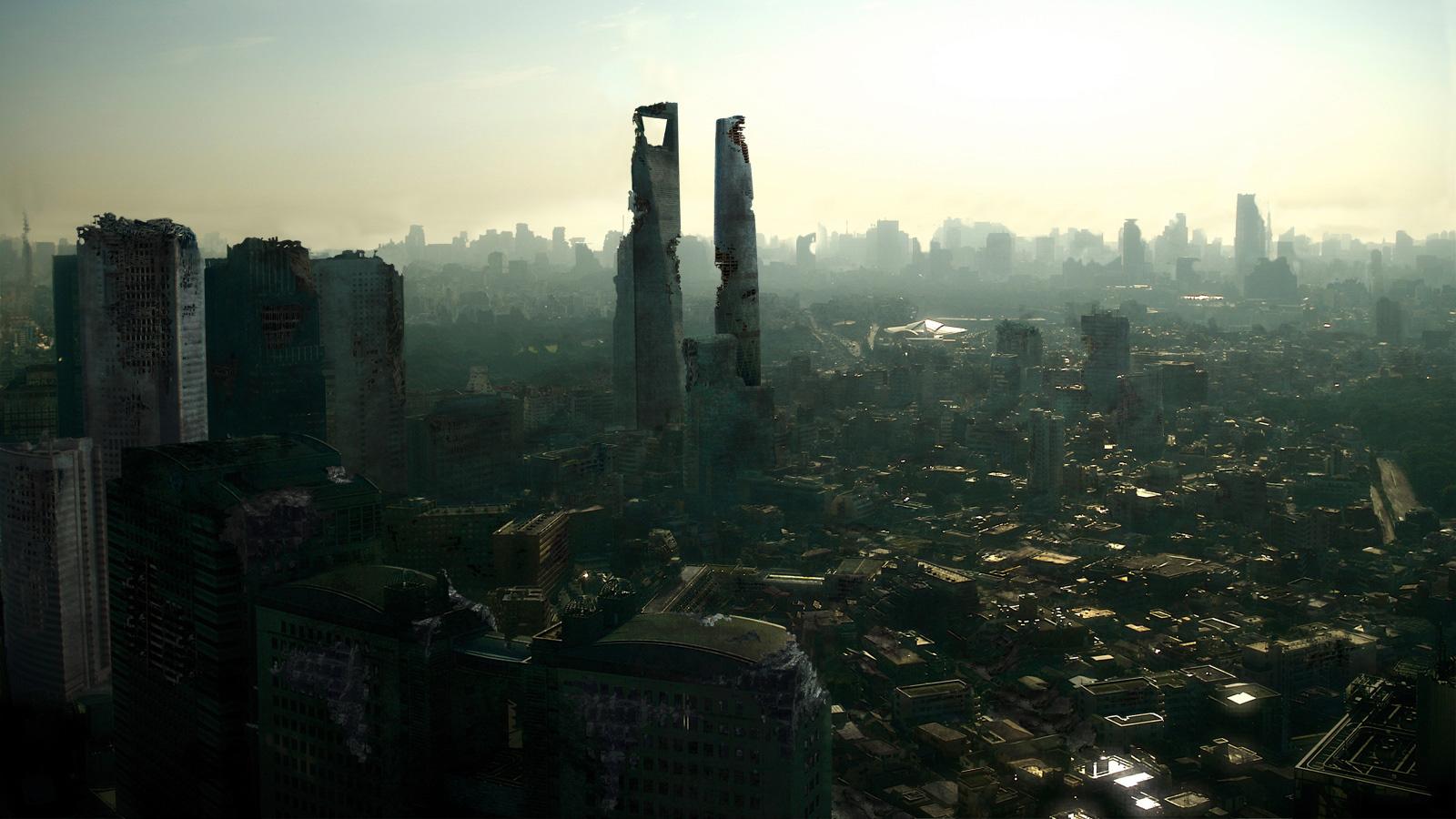 Ruin City