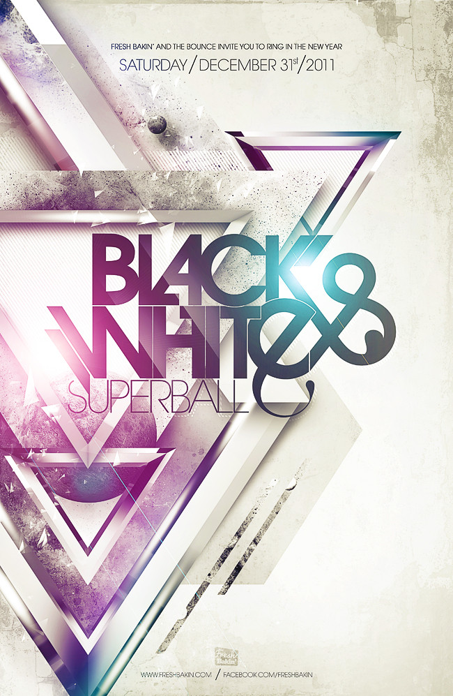 Black & White Teaser